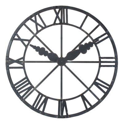 Gracie Oaks Wall Clock Wantaugh Wall Clocks