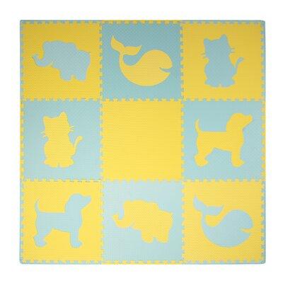 Puzzle Exercise Floor Mat WRS-1001