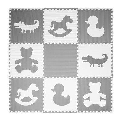 Puzzle Exercise Floor Mat WRS-1003
