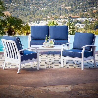 Darby Home Conversation Set Cushions Bridgeport Conversation Sets