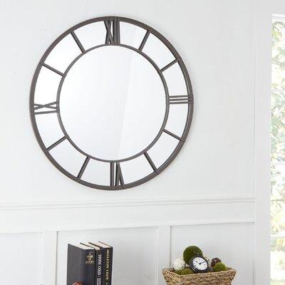 Winston Face Mirror Clock Mirrors