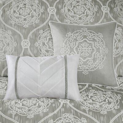 House Of Hampton Bed A Bag Set Jacquard Bedsding