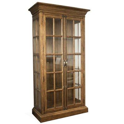 Gracie Oaks Cabinet Curio Display Cabinets