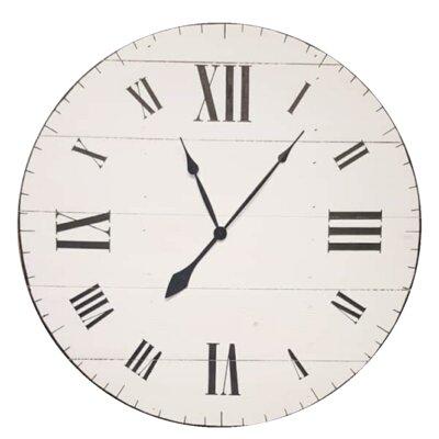 Gracie Oaks Wall Clock Wittig Wall Clocks