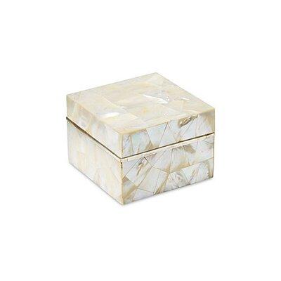 Highland Dunes Mother Lidded Box Laminated Furniture