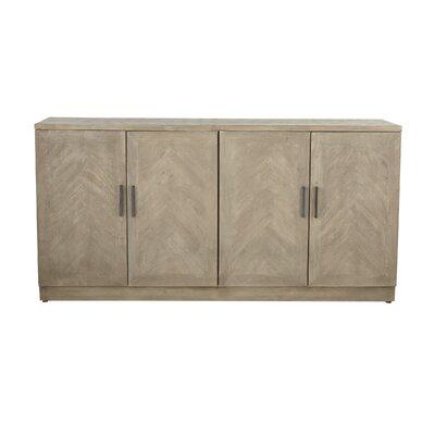Union Rustic Wood Door Sideboard Modern Sideboard Buffets