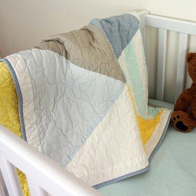 Harriet Bee Sunlight Quilt Patch Baby Blankets