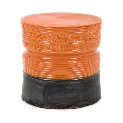 Bay Isle Home Garden Stool Ceramic Accent Stools