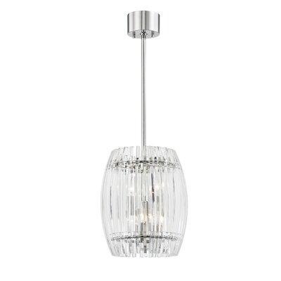 Orren Ellis Crystal Pendant Light Pendant Lights