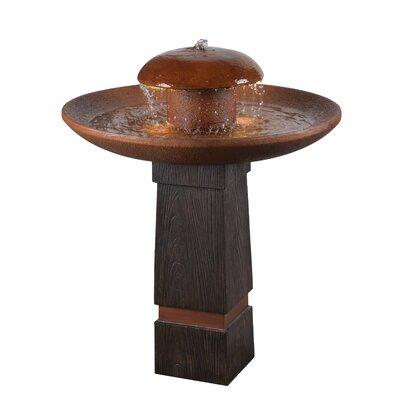 Wildon Home Floor Fountain Resin Fountains
