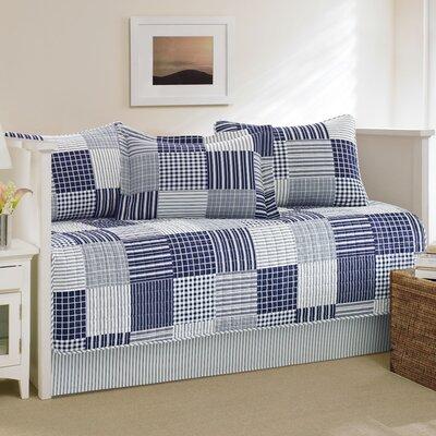 Nautica Cotton Reversible Quilt Set Haven Bedsding