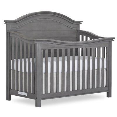 Evolur Convertible Crib Curve Nursery