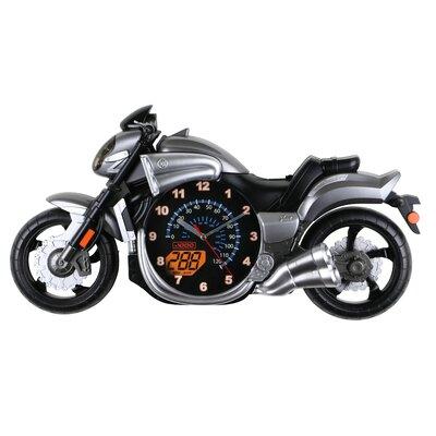 Kimbell Bike Motorcycle Children's Wall Clock A69024F26E8E454A964BB2360DD0E9F8