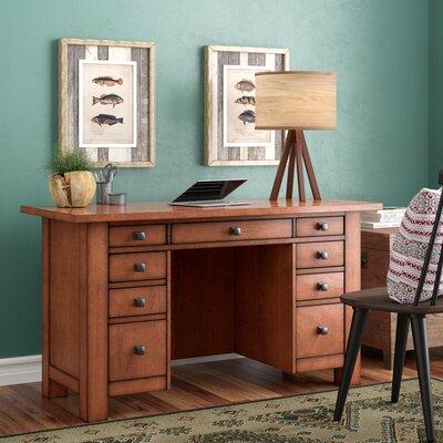 Loon Peak Executive Desk Pedestal Desks