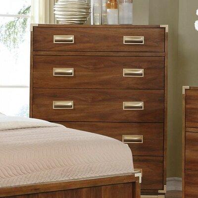 Corrigan Studio Wooden Drawer Chest Avenue Chests