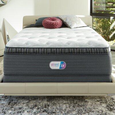 Simmons Beautyrest Plush Pillow Top Mattress Platinum Mattresses