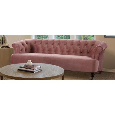 Everly Quinn Upholstered Sofa Tufted Sofas