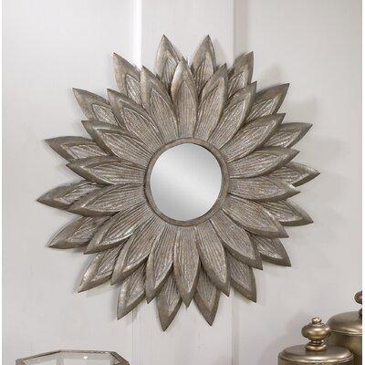 Bungalow Rose Mirror Sunflower Mirrors