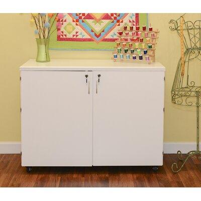 Dingo II Nine Drawer Storage Craft Table -  Kangaroo Kabinets, K7911