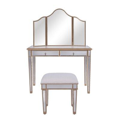Vanity Set Table 6922 Product Image