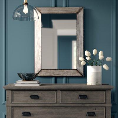 Greyleigh Rectangle Framed Mirror Mirrors