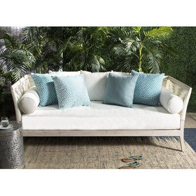 Patio Daybed Cushion Teak