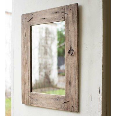 Wind Weather Mirror Framed Mirrors