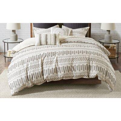 Bungalow Rose Comforter Set Jacquard Bedsding