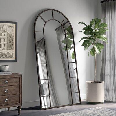 Greyleigh Black Wall Mirror Silhouette Mirrors