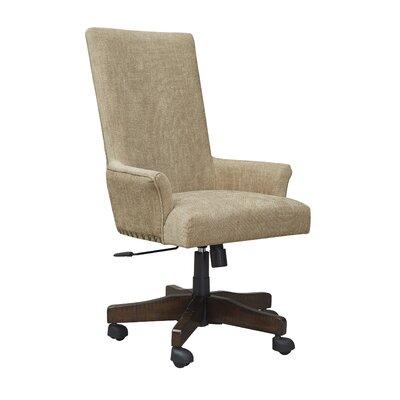 Laurel Foundry Modern Farmhouse Back Desk Chair High Office Chairs