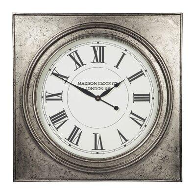 Darby Home Wall Clock Geraldo Wall Clocks