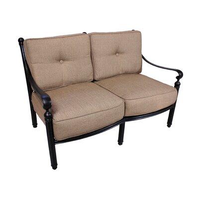 California Outdoor Designs Deep Seating Loveseat Cushions