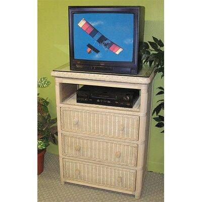Wicker Tv Stand Image