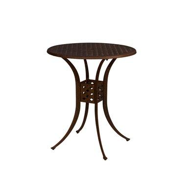 California Outdoor Designs Bar Dining Set Cushions Table