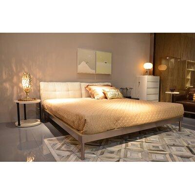 Argo Upholstered Platform Bed King Fabric