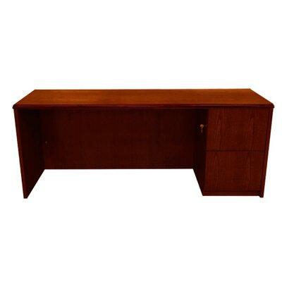 Carmel Executive Desk Mahogany