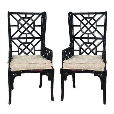 Bay Isle Home Wingback Chair