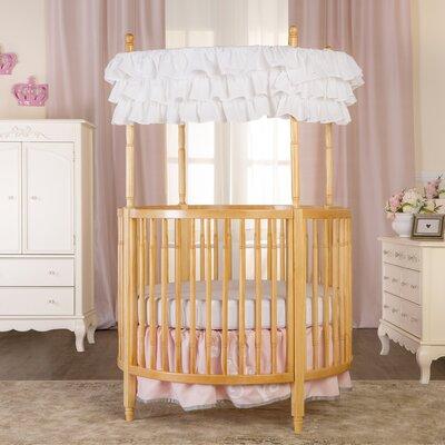 Dream On Me Posh Mini Crib Natural