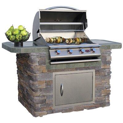 Propane Gas Grill Cabinet