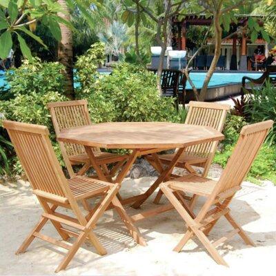 Bamboo54 Teak Dining Set