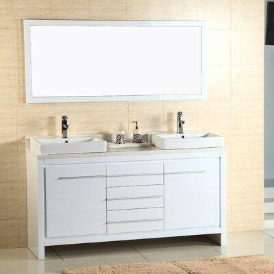 Adornus Double Vanity Mirror