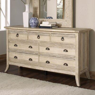 Braxton Culler Drawer Dresser Rustic Bronze
