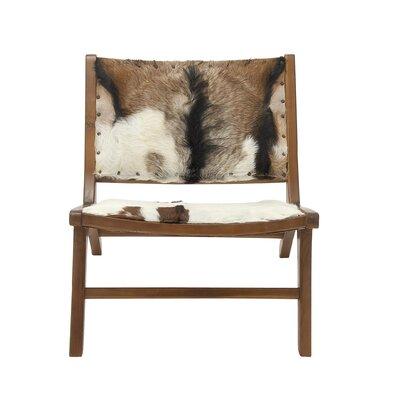 Cole Grey Lounge Chair