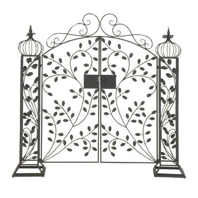 Cole Metal Garden Gate