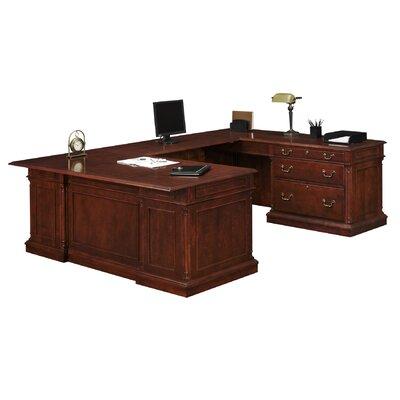 Executive Desk Orientation Right