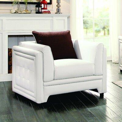 Homelegance Azure Chair Half