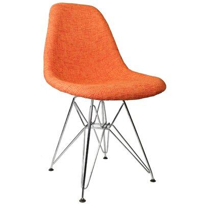 Emodern Decor Chair Upholstery Orange