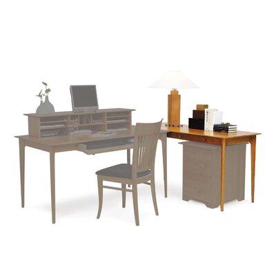 Copeland Computer Desk Natural Cherry