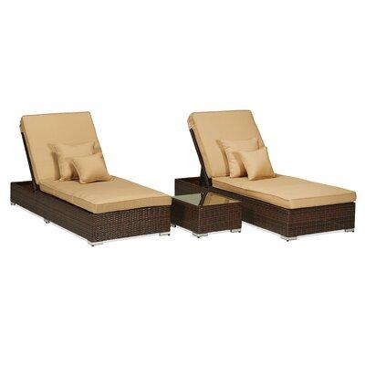 Breakwater Bay Conversation Set Cushions Monaco Conversation Sets