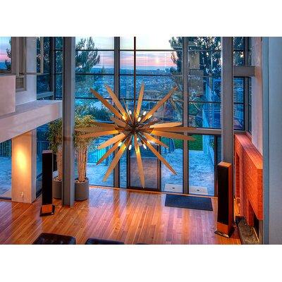 Corrigan Studio Light Sputnik Chandelier